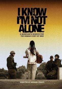 Michael Franti - I Know I'm Not Alone Artwork