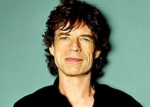 Mick Jagger Laut De Band