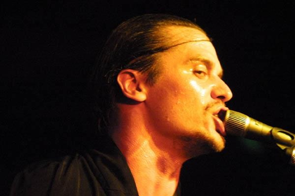 Mike Patton – Mit Tomahawk live in der Kantine Köln 2003 –