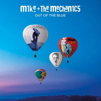 Mike & The Mechanics - Out Of The Blue Artwork