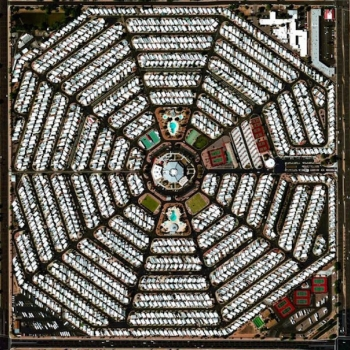 Modest Mouse - Strangers To Ourselves Artwork
