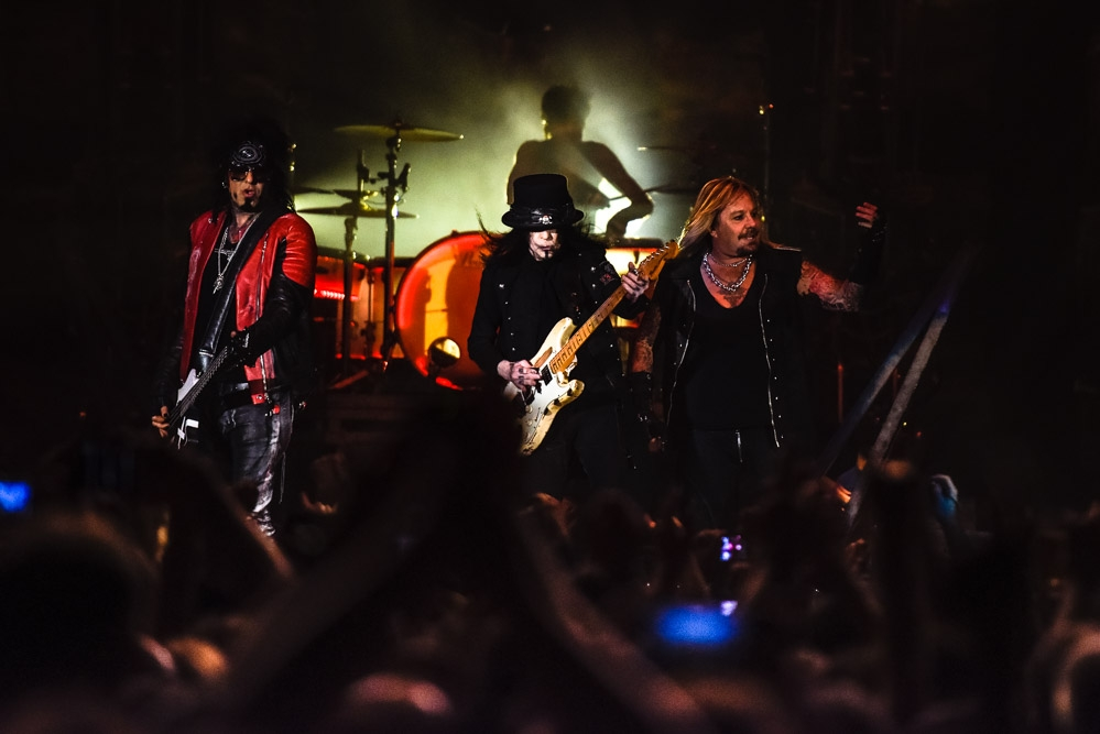 The Final Show. – Mötley Crüe sagen Farewell.