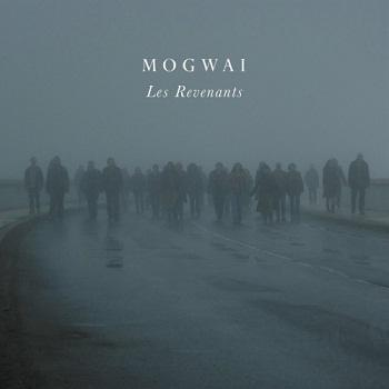 Mogwai - Les Revenants Artwork