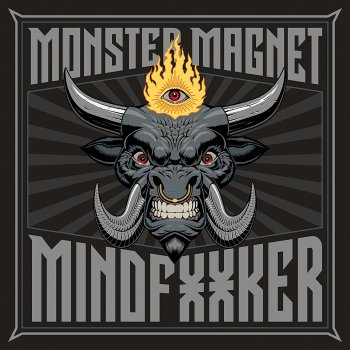 Monster Magnet - Mindfucker Artwork