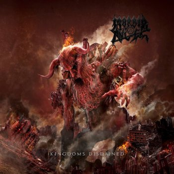 Morbid Angel - Kingdoms Disdained Artwork