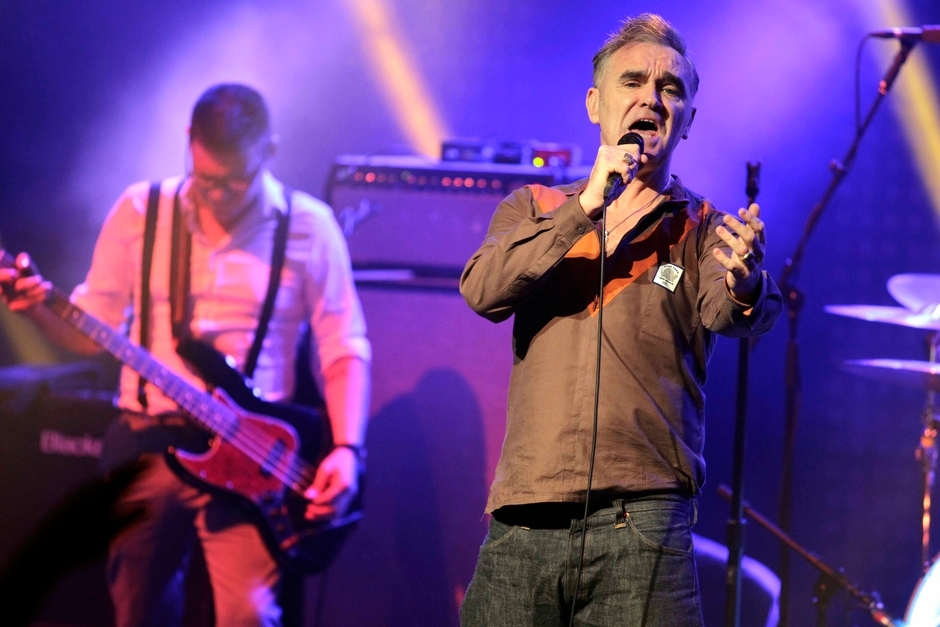 "Morrissey – Auch ""How Soon Is Now"", ""Speedway"" und ""Meat Is Murder"" werden frenetisch bejubelt."