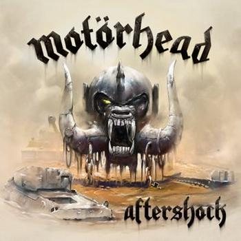Motörhead - Aftershock Artwork