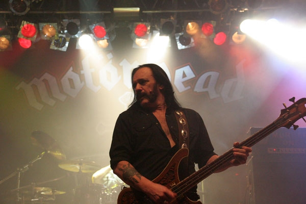 We Are Motörhead and we play Rock'n'Roll! – Lemmy
