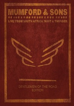 Mumford & Sons - Live From South Africa: Dust And Thunder Artwork