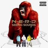 N.E.R.D - Seeing Sounds Artwork