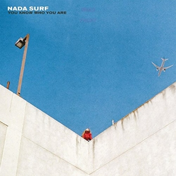 Nada Surf - You Know Who You Are Artwork