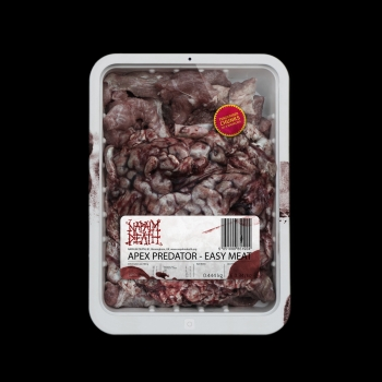 Napalm Death - Apex Predator - Easy Meat Artwork
