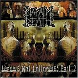 Napalm Death - Leaders Not Followers: Part 2 Artwork