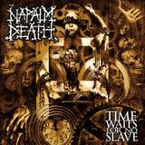 Napalm Death - Time Waits For No Slave Artwork