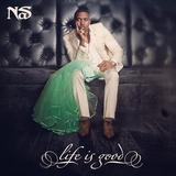 Nas - Life Is Good Artwork
