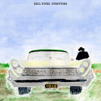 Neil Young - Storytone Artwork