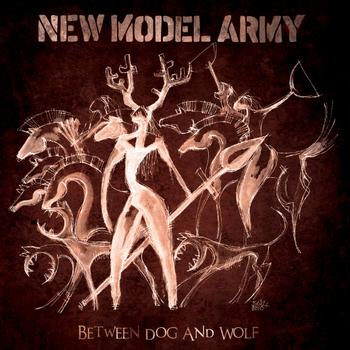 New Model Army - Between Dog And Wolf Artwork