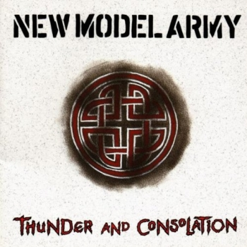 New Model Army - Thunder And Consolation Artwork