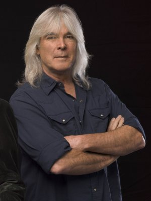 AC/DC: Cliff Williams in Vancouver fotografiert