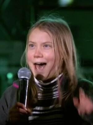 Greta Thunberg: Klimaaktivistin performt Rick Astley-Song – laut.de – News