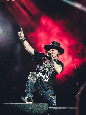 Guns N' Roses: Axl covert Soundgarden und Pink Floyd ...