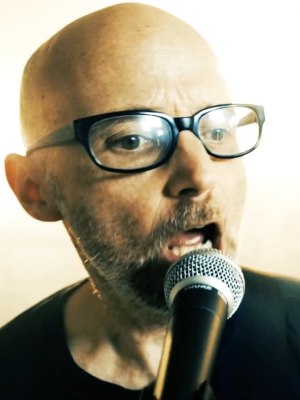 Moby: Trump-kritisches Video zu