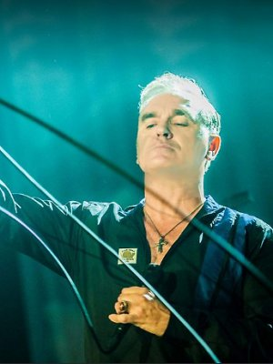 Morrissey in Berlin:
