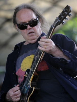 Neil Young: Donald Trump greift Altrocker an