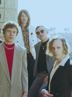 Vorchecking: KC Rebell, Loyle Carner, Cage The Elephant