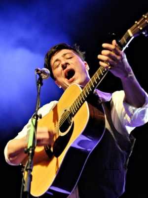 Vorchecking: Mumford & Sons, Xatar, Tocotronic