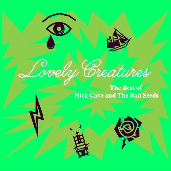 Nick Cave And The Bad Seeds - Lovely Creatures Artwork