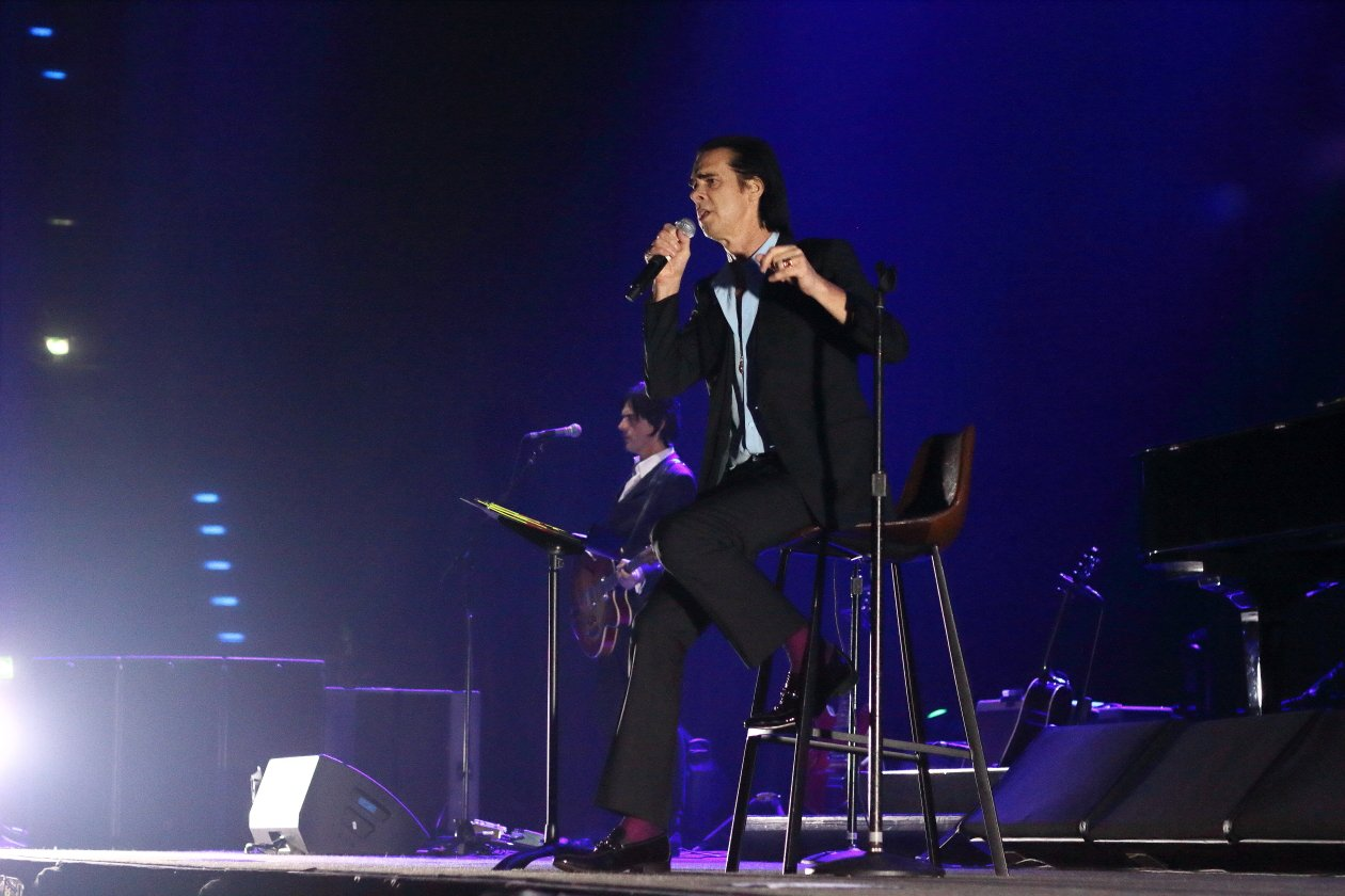 "Nick Cave – ""Here I come now, here I come..."""