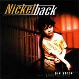 Nickelback - The State Artwork
