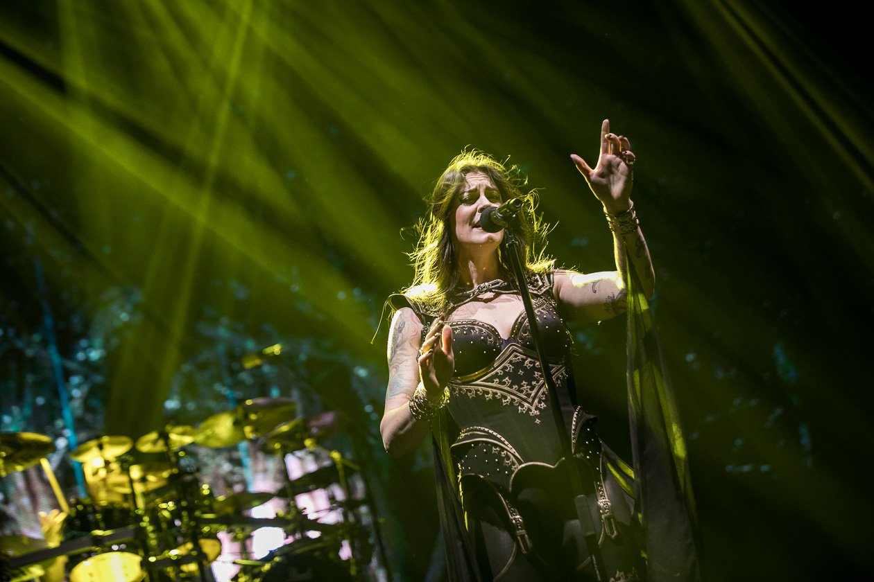 "Mit ""Decades"" auf Europatour. – Nightwish."