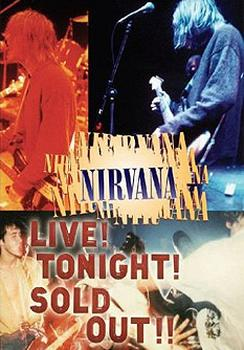 Nirvana - Live! Tonight! Sold Out! Artwork