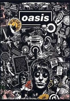Oasis - Lord Don't Slow Me Down Artwork