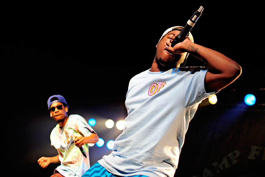 Odd Future Wolf Gang Kill Them All – Hiphop-Invasion in der Live Music Hall: Odd Future in Köln – Odd Future