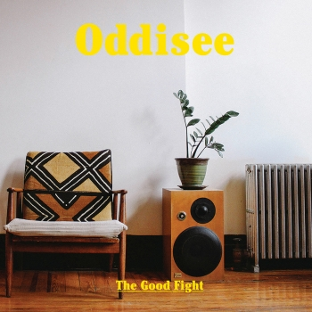 Oddisee - The Good Fight Artwork