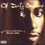 Ol' Dirty Bastard - The Trials and Tribulations of Russell Jones Artwork