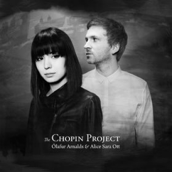 Ólafur Arnalds & Alice Sara Ott - The Chopin Project Artwork