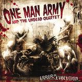 One Man Army & The Undead Quartet - Error In Evolution Artwork