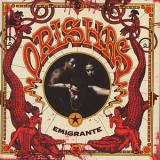 Orishas - Emigrante Artwork