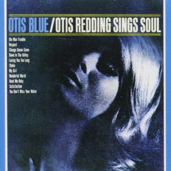 Otis Redding - Otis Blue / Otis Redding Sings Soul Artwork