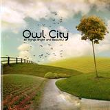 Owl City - All Things Bright And Beautiful Artwork