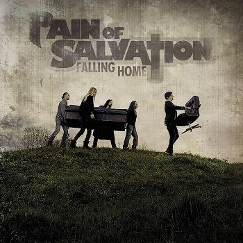 Pain Of Salvation - Falling Home Artwork