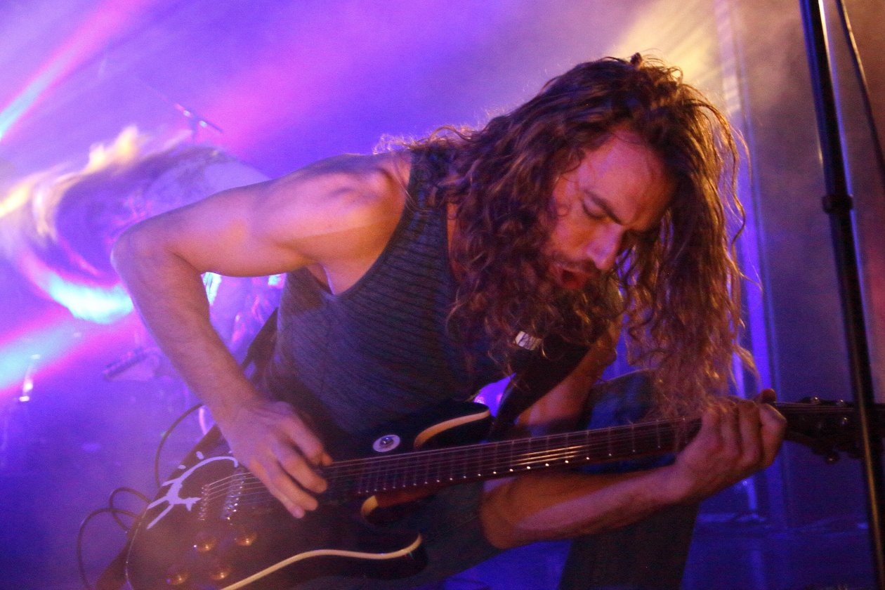 Pain Of Salvation – Auf 'In The Passing Light Of Day'-Tour mit Port Noir. – Daniel Gildenlöw.
