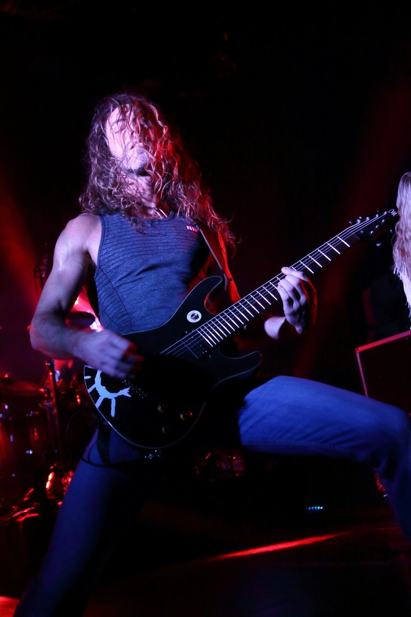 Pain Of Salvation – Auf 'In The Passing Light Of Day'-Tour mit Port Noir. – Meaningless.