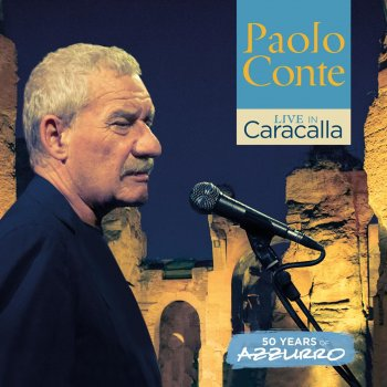 Paolo Conte - Live In Caracalla: 50 Years Of Azzurro Artwork