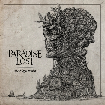 Paradise Lost - The Plague Within Artwork