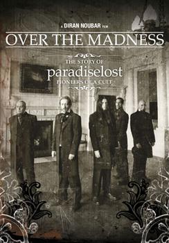 Paradise Lost - Over The Madness Artwork
